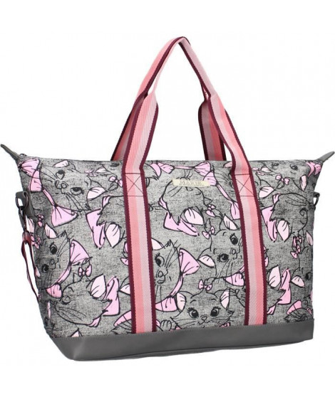 LES ARISTOCHATS Sac Shopping Marie My Favourite Memories Gris/Rose