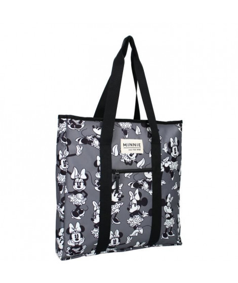 MICKEY MOUSE Sac Shopping My Little Bag Gris