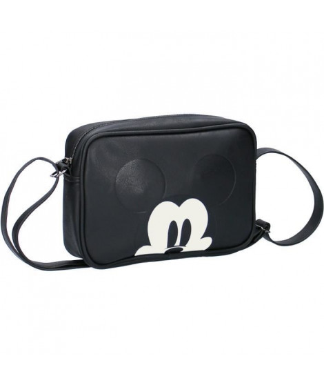 MICKEY MOUSE Sac Bandouliere Most Wanted Icon Noir
