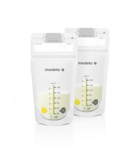 MEDELA Sachets de conservation pour lait maternel x50