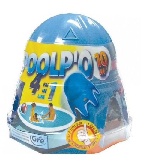 GRE - Kit Poolp'O 250 Grs Pour piscine jusqu'a 10m3