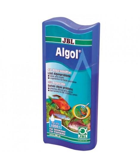 JBL Conditionneur d'eau Algol - Pour aquarium d'eau douce - 100ml