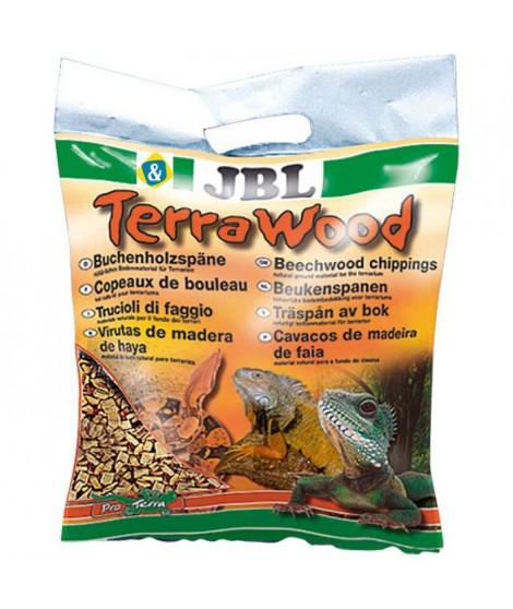 JBL TerraWood Substrat de sol pour terrariums arides et semi-arides