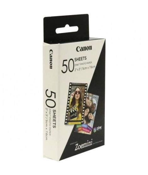 CANON 3214C002 Papier Zoemini ZP - 2030 - 50 Feuilles