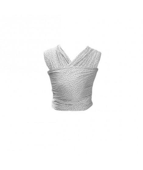 ERGOBABY Echarpe de portage Aura - gris foncé étoilé