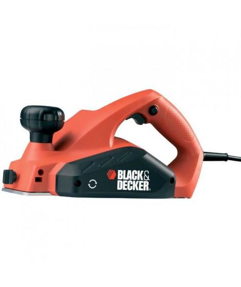BLACK+DECKER KW712-QS Rabot Filaire
