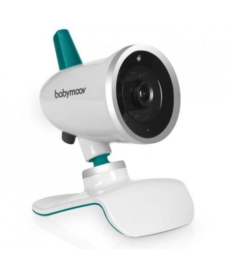 Babymoov Caméra Additionnelle orientable pour Babyphone Vidéo Yoo-Feel
