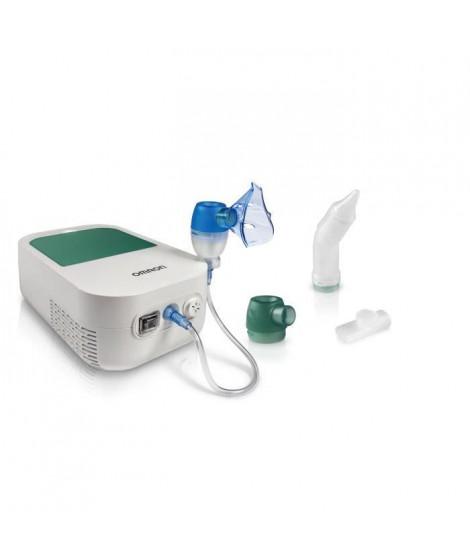 OMRON Aspirateur nasal et nébuliseur 2 en 1 DuoBaby - Spécialement conçu pour les nourrissons - Soulage les obstructions nasales