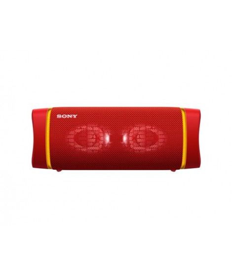 Enceinte Bluetooth Sony SRS-XB33 Extra Bass Rouge Fusion