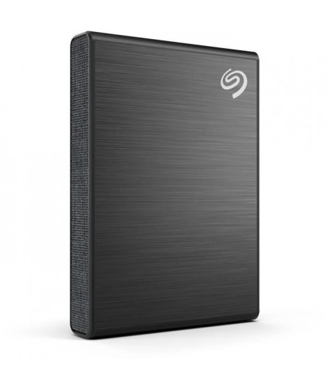 SEAGATE - SSD Externe - One Touch - 1To - NVMe - USB-C (STKG1000400)