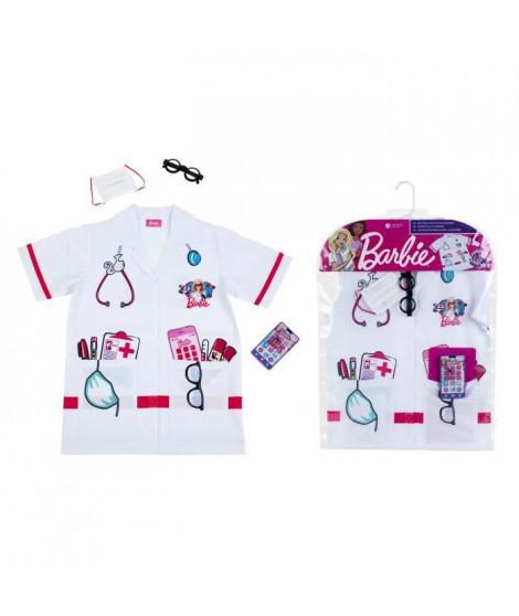 Klein - 4117 - Blouse de docteur Barbie avec accessoires