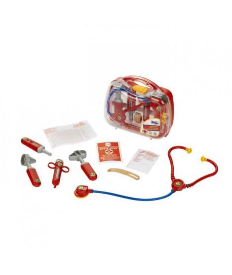 Klein - 4266 - Mallette de docteur transparente avec accessoires, pm