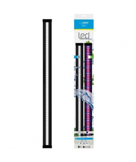 CIANO CLE80 rampe led 24W + transfo pour Emotion Nature Pro 80 blanc