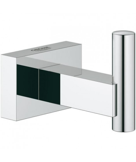 GROHE Patere murale Essentials Cube 40511001 - Chrome