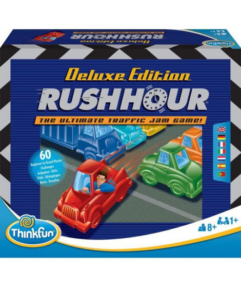 Ravensburger - Rush Hour Deluxe - 4005556764389
