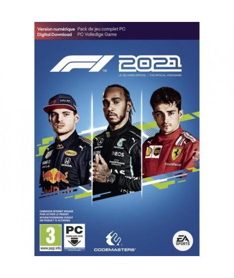 F1 2021 Jeu PC (Code dans la Boîte)