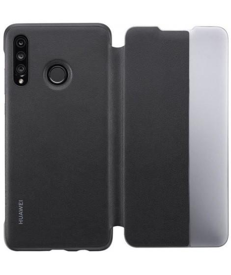 HUAWEI Étui P30 Lite View smart cover Noir
