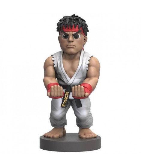 Figurine support et recharge manette Cable Guy Street Fighter : Ryu