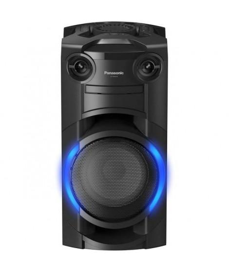 PANASONIC SC-TMAX10E-K - Mini-Chaîne Hi-fi compacte Bluetooth - 300W - CD+Radio FM - Usb 2.0 - Fonction DJ, Karaoké