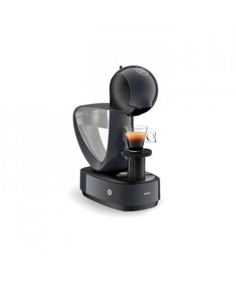 KRUPS KP173B10 - Machine a café Dolce Gusto INFINISSIMA - Réservoir 1,2L - 15 bars - Mode éco - Cosmic Grey