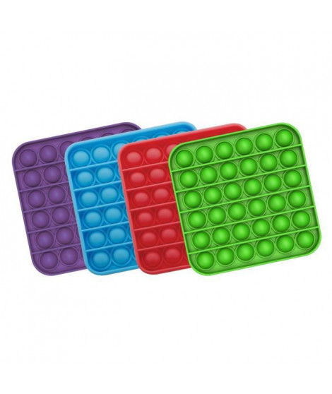 Fidget Pop-It assortiment de couleur - Couleur Aléatoire
