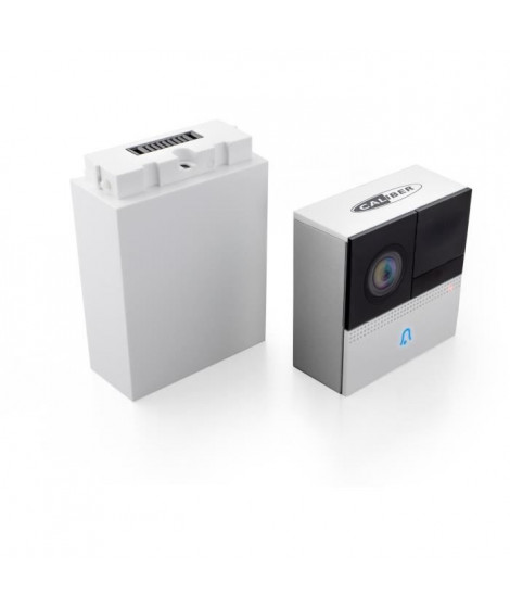 CALIBER HWC501 Caméra HD avec sonnette sans fil 1.0MP - 720P - contrôlée par App.