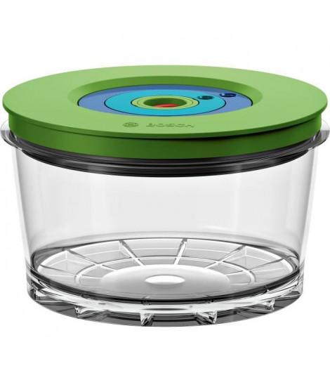 BOSCH - Blender sous vide 2-en-1 VitaMaxx - boite de conservation sous vide 1,5 l - indicateur de date