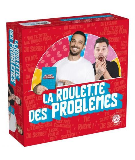JEU DE SOCIETE - La roulette des problemes