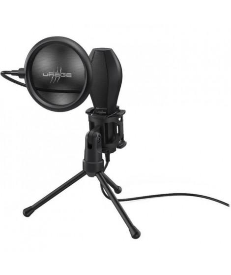 Microphone Gaming + Mini-Pied - Urage - Stream 400 Plus (00186018)
