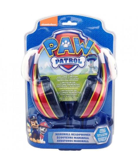 EKIDS PAT' PATROUILLE Casque Marshall Kidsafe premium PW-140MA