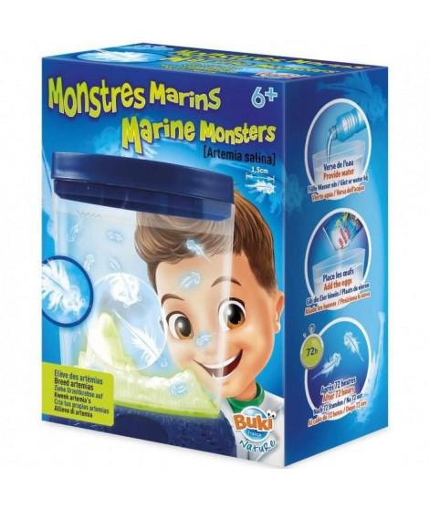 BUKI FRANCE Monstres Marins