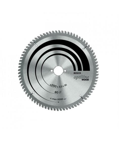 Lame de scie circulaire au carbure BOSCH PROFESSIONAL 305 x 30 x 2,5 mm (40 dents) - Bois