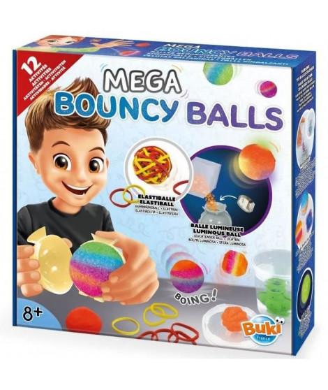 BUKI FRANCE Mega Balles Rebondissantes