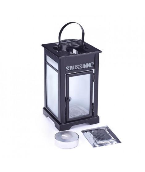 SWISSINNO SOLUTION Stop Moustiques Lanterne Set - 12 h - 500 ml