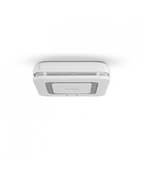 Détecteur de fumée connecté BOSCH SMART HOME (Livré sans contrôleur Smart Home, alarme connectée)