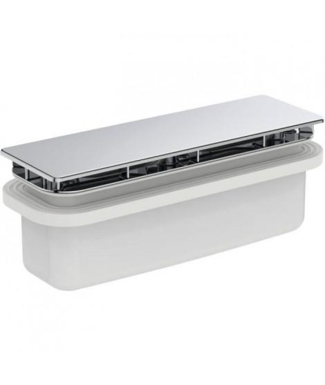 Bonde rectangulaire - ULTRAFLAT NEW - 195x50 mm - Ideal Standard