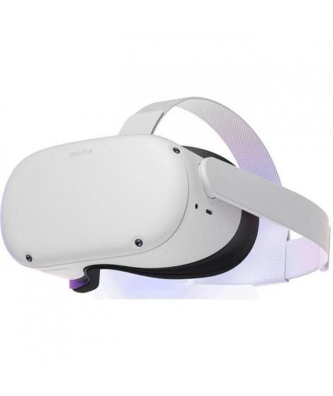 Casque de Réalité Virtuelle - OCULUS - Quest 2 - 128 Go
