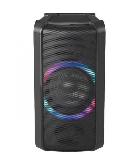 PANASONIC SC-TMAX5 - Mini chaine Hifi compacte - 150W - Bluetooth - Charge rapide sans fil Qi - DJ Jukebox