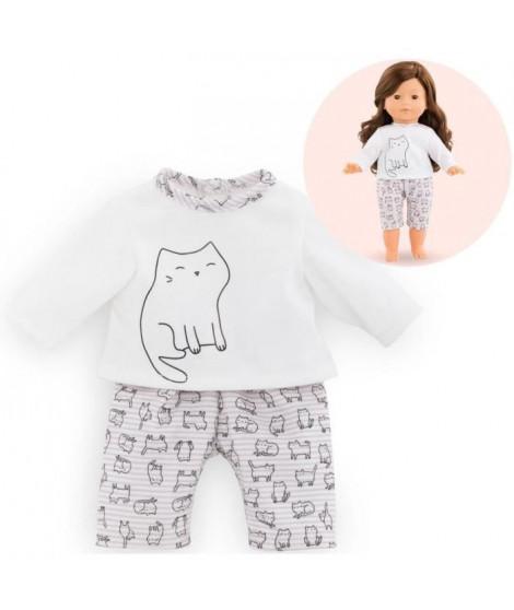 Ma Corolle pyjama 2 pieces - Référence : 211380