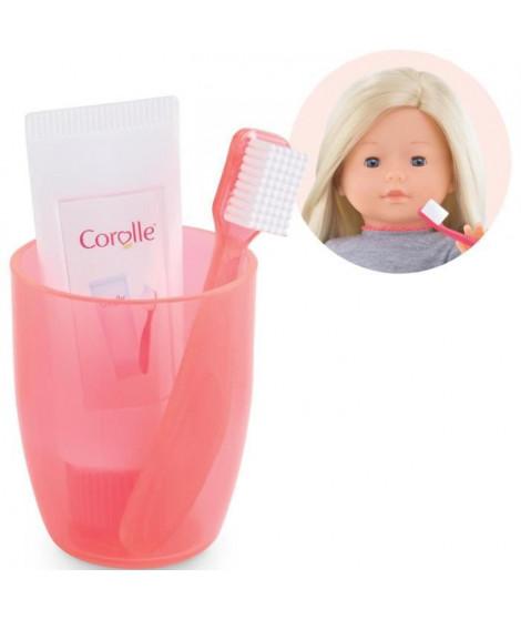 Ma Corolle Kit Dents Propres pour poupée