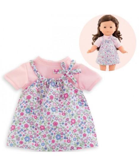 Ma Corolle robe fleurie - Référence : 211290