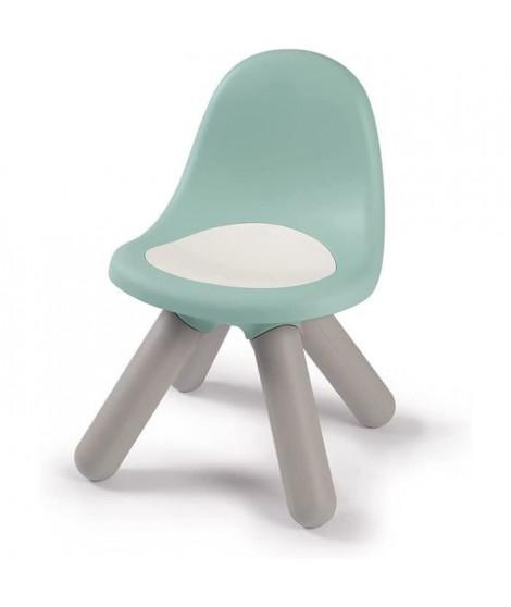 Smoby - Kid Chaise - Mobilier pour Enfant - Des 18 Mois - Intérieur et Extérieur - Vert Sauge