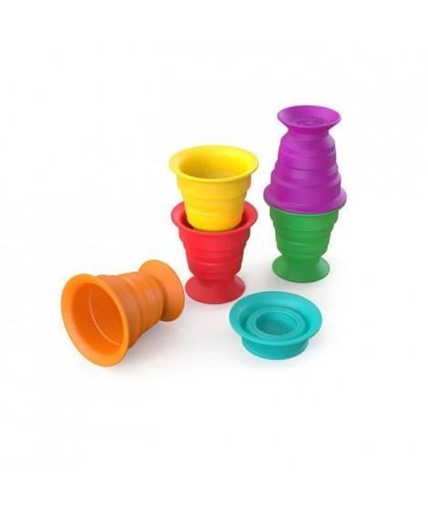 BABY EINSTEIN squish & stack cups