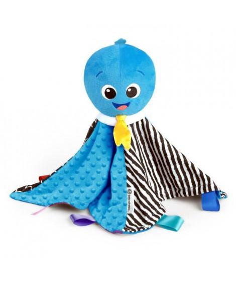 BABY EINSTEIN sensory plush octopus