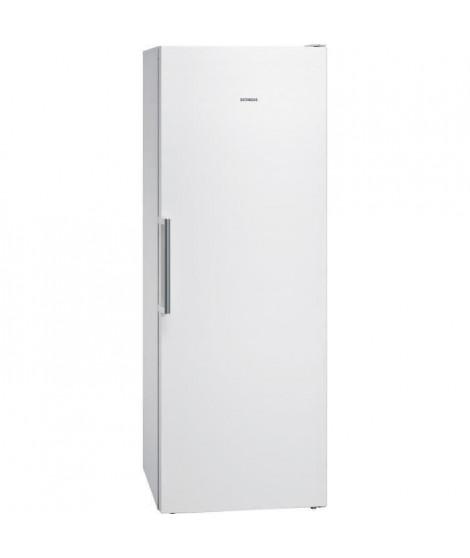 SIEMENS GS58NAWDV - Congélateur armoire - 360L - Froid ventilé - Classe A+++ - L 70 x H 191 cm