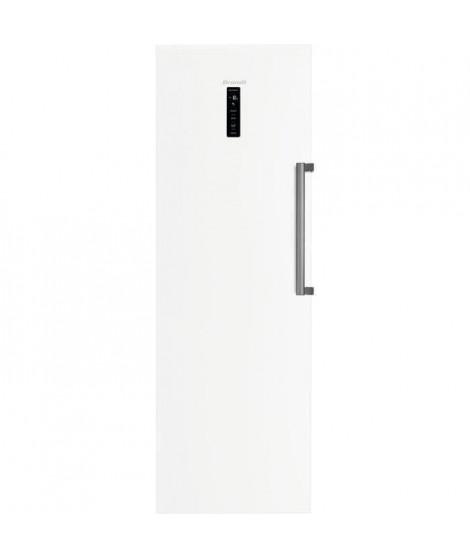 BRANDT - BFU862YNW - CONGELATEUR VERTICAL - 262 LITRES - 69 x 64 x 193,1 cm - BLANC