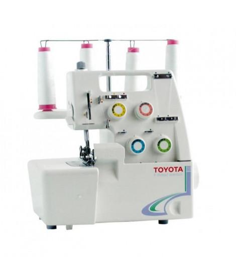 TOYOTA SL3304 - Surjeteuse a différentiel - Fronçage ou assemblage - Couture de largeur adaptée - Large choix longueur de maille