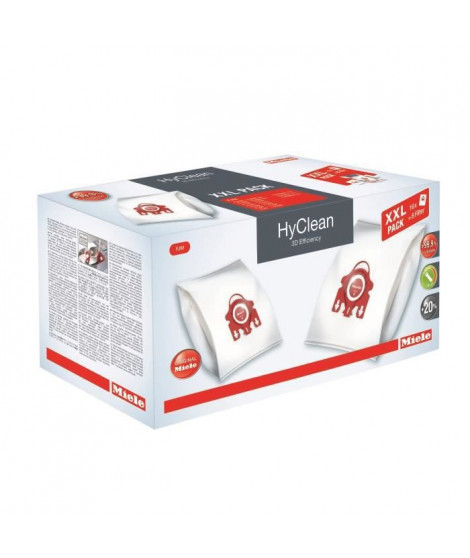 MIELE Pack XXL FJM HyClean 3D x16