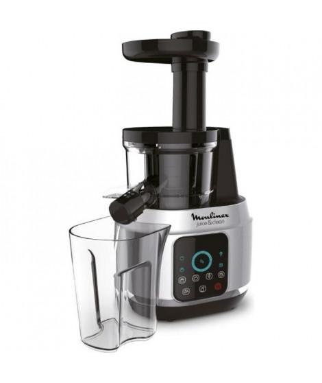 MOULINEX ZU420E10 Extracteur de jus Juice & Clean