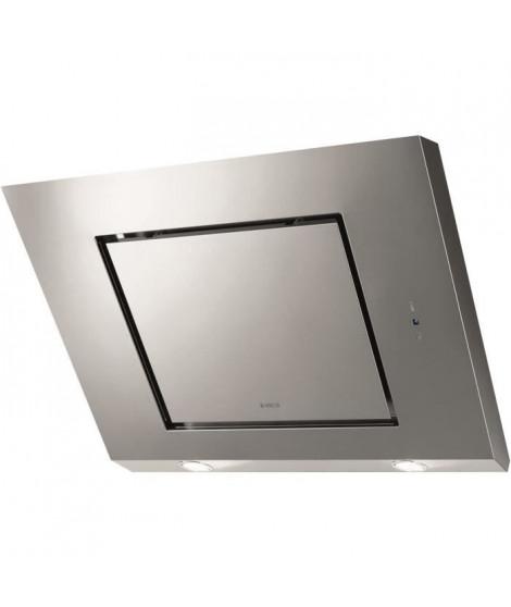 ELICA - ELEKTRA IX/F/80  - Hotte Décorative murale verticale - 3 vitesses - 647m³/h max - 68 dB max - C - L80cm - Inox
